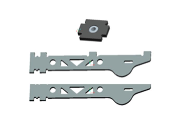 KF-250-16	Arm support plate
